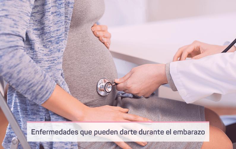Conoce las 6 enfermedades que provocan riesgos en el embarazo