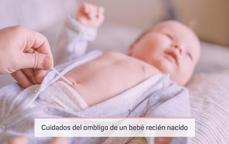 Conoce todo sobre los cuidados del ombligo de un bebé recién nacido