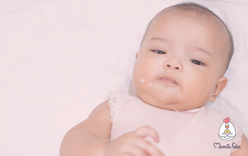 Que es el reflujo gastroesofagico en bebes