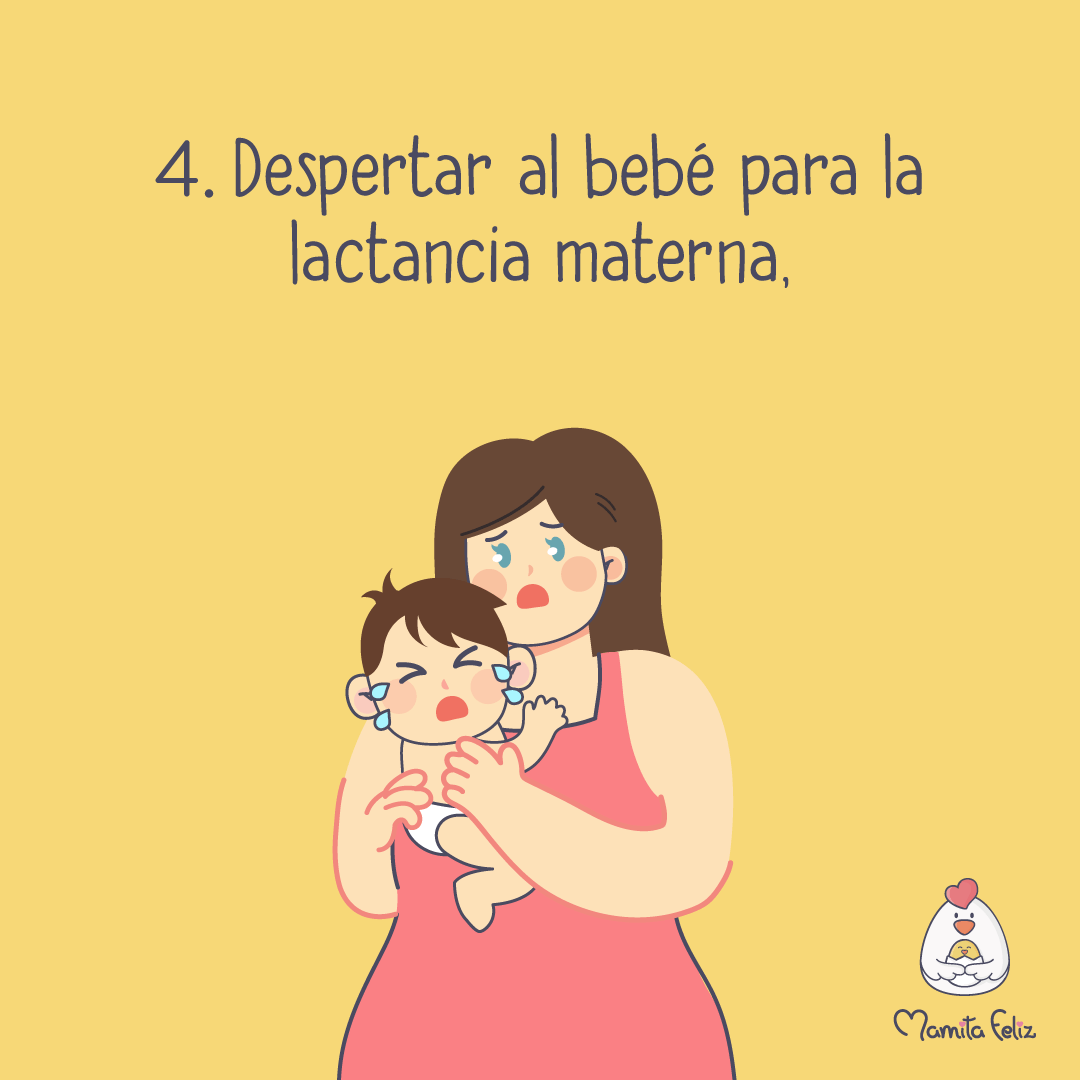 lactancia en madres primerizas