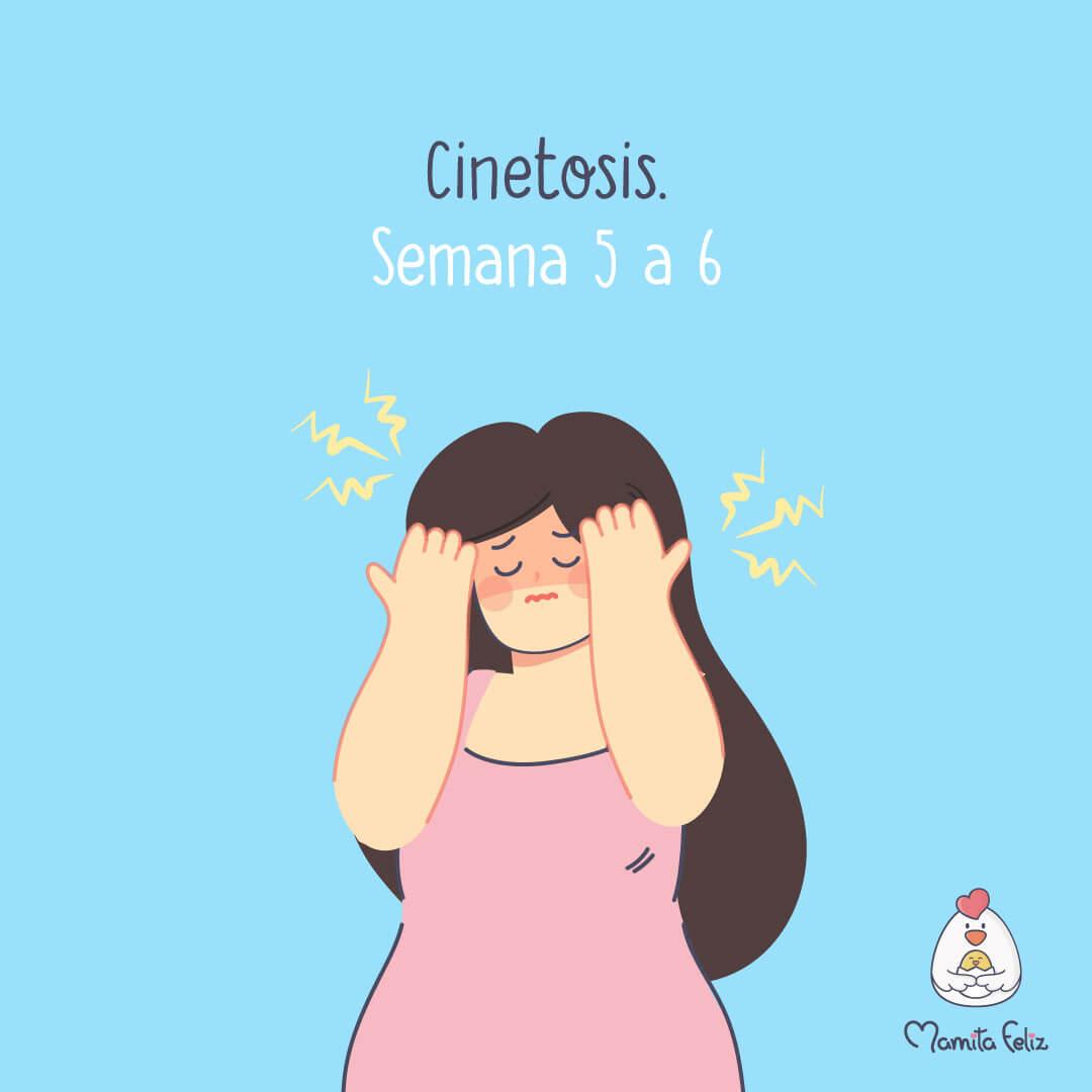 cenetosis en el embarazo