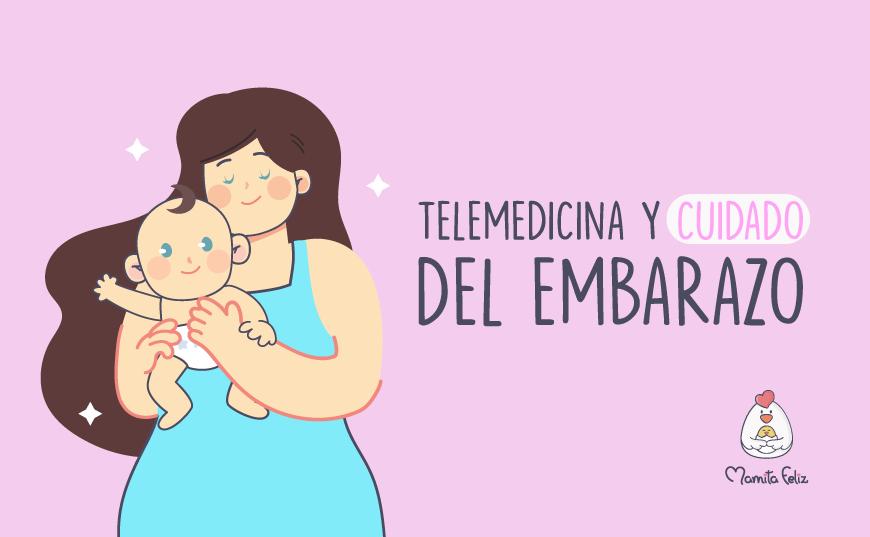 Médicos Obstetras Online : Telemedicina y cuidado del embarazo