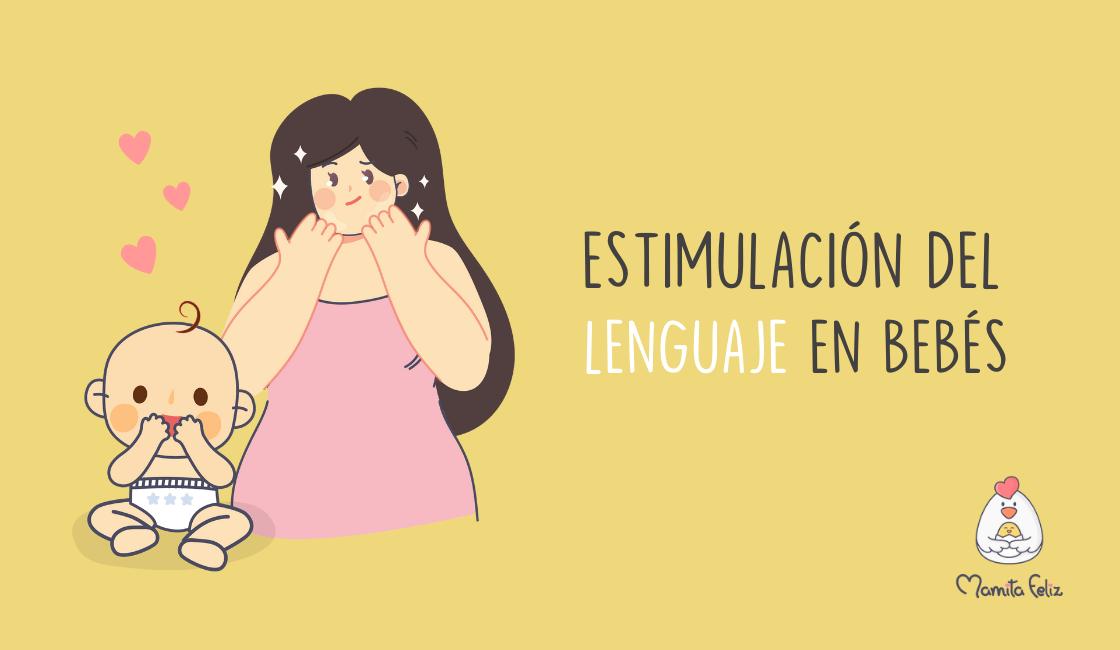 La estimulación del lenguaje en bebés