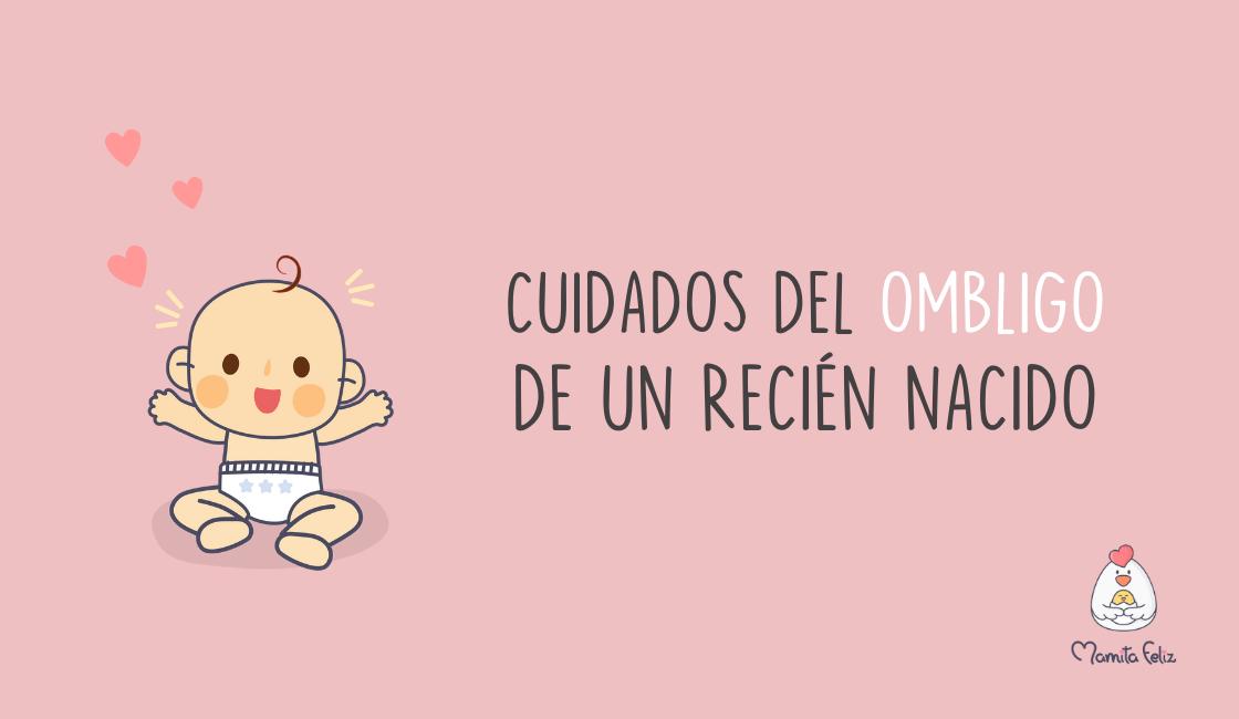 Cuidados del ombligo de un recién nacido